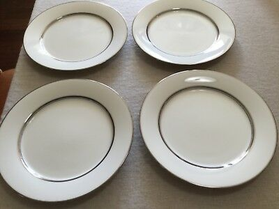 "4 Carico ""Reflection"" Dinner Plates"