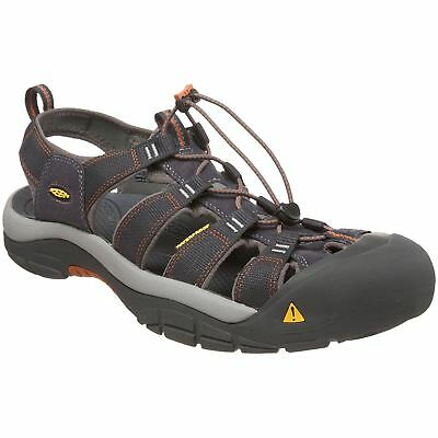 b89456aa0c41 Keen Newport H2 India Ink Rust Mens Hiking Trail Outdoor Strappy Sandals
