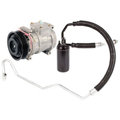 Genuine OEM New AC Compressor & Clutch With A/C Drier Fits Jeep Grand Cherokee