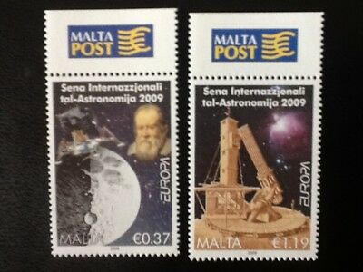 Malta 2009 Europa set of two  Unmounted Mint SG 1620/1621 VF L 6246