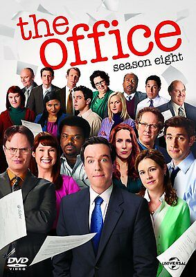 The Office An American Workplace Season 8 DVD Box set Fast Post 5050582927658
