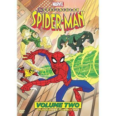 The Spectacular Spider-Man: Vol. 2 (DVD, 2009) New Sealed