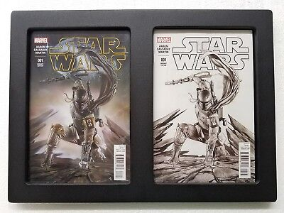 Inline2 Comic Book POD Frame Wall Hanging Display  *Silver to Modern Age Comics
