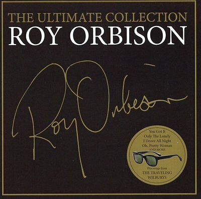 The Ultimate Collection ROY ORBISON Best Of CD 2016 0889853799824
