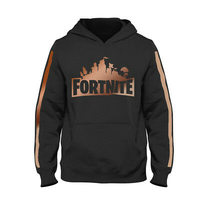 FORTNITE **GOLD EDITION** HOODIE, Kids Fortnight Hoodie, XBOX PS2