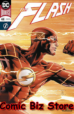 Flash #44 (2018) 1St Printing Variant Cover Dc Universe Rebirth Bagged & Boarded