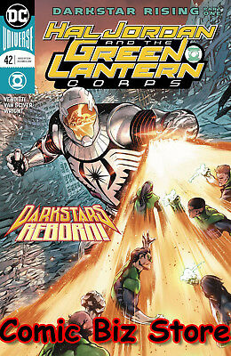 Hal Jordan And The Green Lantern Corps #42 (2018) 1St Print Dc Universe Rebirth