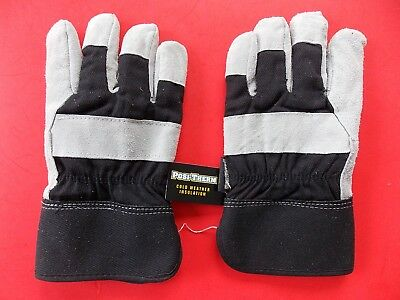 WEST CHESTER-POSI-THERM, COLD WEATHER INSULATED GLOVES-Men's Extra Large