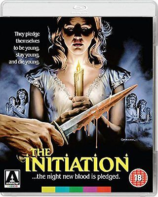 The Initiation Dual Format DVD and Blu-ray Brand New and Sealed 5027035015507