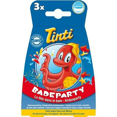 Tinti 15000137 Badeparty 3er Pack