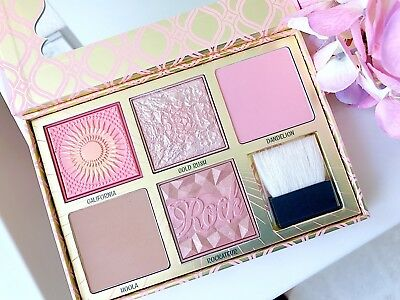 ❤️New! Benefit Cosmetics Blush Bar Cheek Palette NIB -LIMITED EDITION❤️