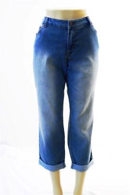 Style & Co. Skinny faded wash Millenium Blue Jeans Sz 10