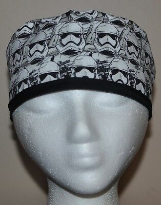 Men's Star Wars Storm Troopers Scrub Hat - One size fits most