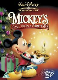 Mickey's Once Upon A Christmas - Kelsey Grammer - Brand New - 5017188889346 - HF