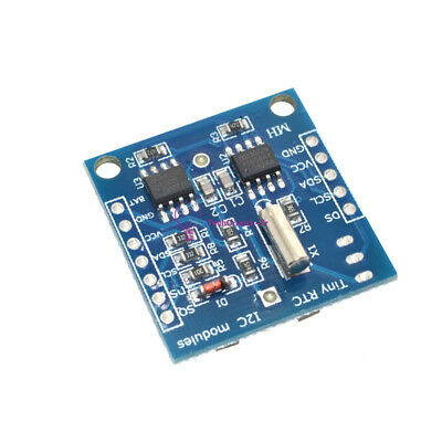 Arduino I2C RTC DS1307 AT24C32 Real Time Clock Module Fo AVR ARM PIC SMD