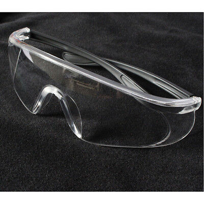 Protective Eye Goggles Safety Transparent Glasses for Children GamesH&LJ