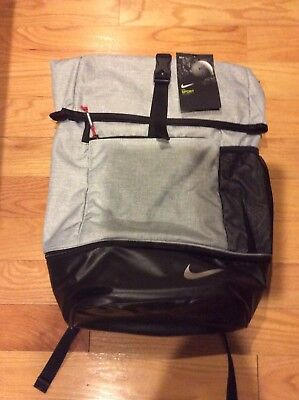 c4814a21681d NWT NIKE SPORT III Golf Backpack (Black Heather) GA0262 006 Brand ...