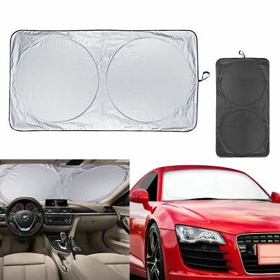 Auto Car Front Window Sun Shade Visor Folding Windshield Block Cover Protector