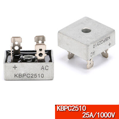 KBPC2510 KBPC-2510 25A 1000V Bridge Rectifier Diodes Variety of quantity package