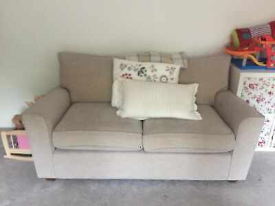 Next Two Seater Sofa Great Condition Hardly Used 140 00