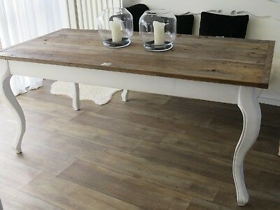 RIVIERA MAISON DRIFTWOOD Dining Table 180 x 90 cm