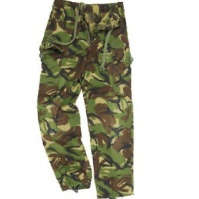 Genuine British Army Issue Woodland Camouflage S'95 Combat Trousers