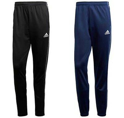 Adidas Core 18 Mens Training Pants Track Bottoms Trouser Football Tracksuit