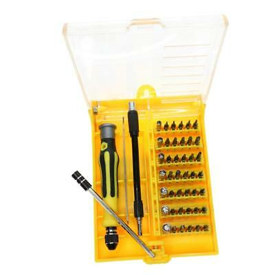 Baoblaze 46 Multi Small Precision Mini Screwdriver Set Bits Repair Tool #2