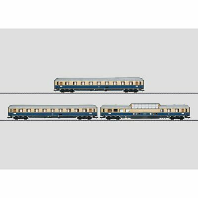 Märklin 1 Gauge 58058 Car Set Rheingold Passenger Car 1962 NIP