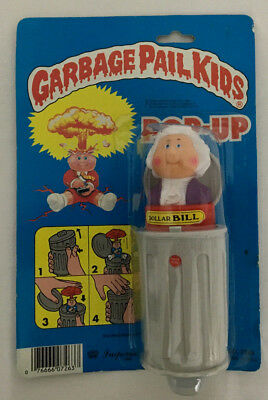 Vintage Rare 1986 Topps Garbage Pail Kids Pop-Up Dollar Bill Pop-Ups