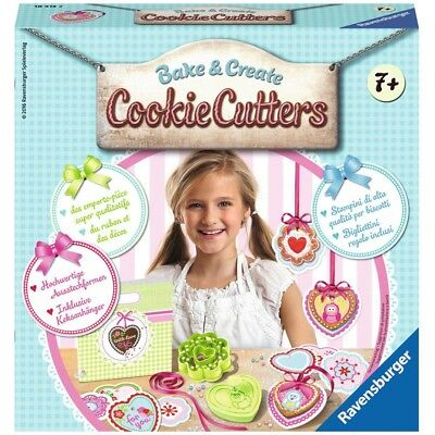 Ravensburger 18413 Bake & Create Cookie Cutters