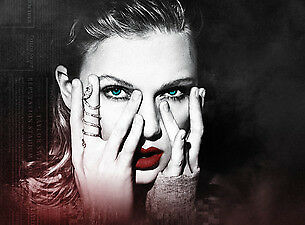 2 x Taylor Swift Tickets, Croke Park, Dublin, 15th June 2018 (Pitch Seating)