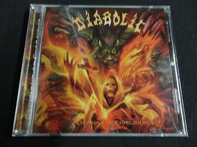 DIABOLIC - Excisions of Exorcisms. CD