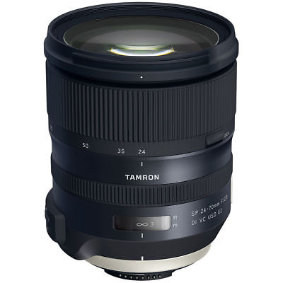Tamron SP 24-70mm f/2.8 Di VC USD G2 Lens for Nikon F A032N VB