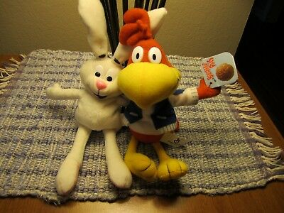 General Mills Cereal Breakfast Pals ~ Sonny Cocoa Puffs Trix Rabbit ~ Beanie NEW