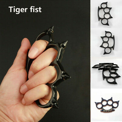 Knuckles Buckle Iron Lotus Brass Knuckles Durable Finger Tiger