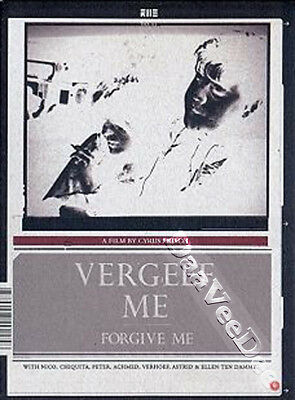 Forgive Me NEW PAL Cult Films DVD Netherlands