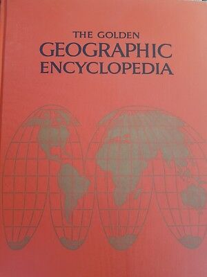 The Golden Geographic Encyclopedia