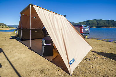 2.5m Camping Awning Side Wall Side Shade Compatible with all Awnings Adventure K