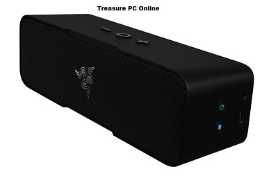 Razer Leviathan Mini Bluetooth Ultra Portable Speaker 10hr Battery RZ05-01570100