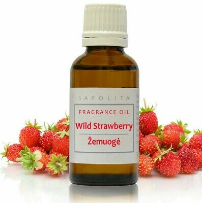30 ml Wild Strawberry Premium Fragrance Oil for Soap/Candle Highly Concentrated