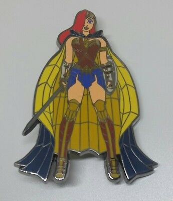 Fantasy Pin Disney - Jessica as Wonder Woman - LE 50 3""