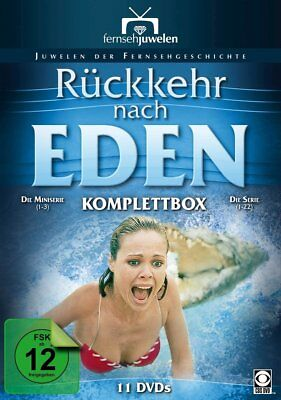 RETURN TO EDEN - Complete Series & Miniseries -  DVD Region 2 - NEW - 11 Discs
