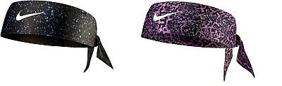 New Nike Swoosh DRI-Fit Head tie Skylar Diggins 2.0 Tennis Run Headband