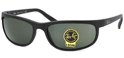 Ray-Ban Predator 2 Men's Sport Wrap Sunglasses RB2027 W3327 - Made In Italy