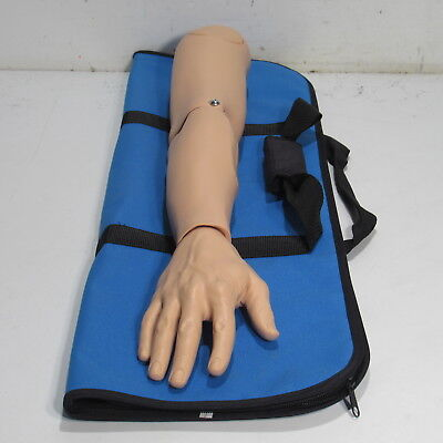 Laerdal Plain Adult Male Right Arm Assembly With Case - 300-05150