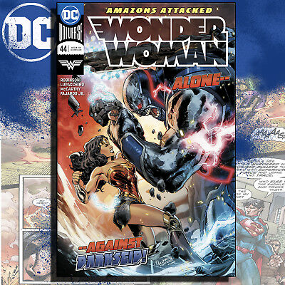 WONDER WOMAN 44 Vol5 Wonder Woman Vs DARKSEID! - DC COMICS