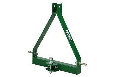 Hayes Tractor Tow Hitch With Ball - 3 Point Linkage