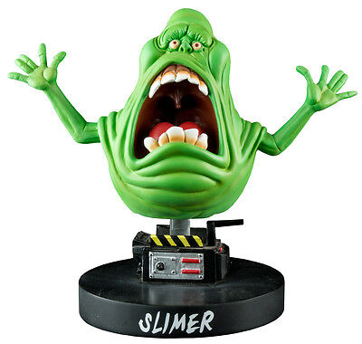 "GHOSTBUSTERS - Slimer 7"" Statue (Ikon Collectables) #NEW"