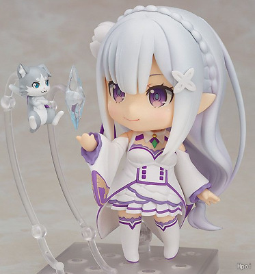 NEW Anime 751 Re:Life In A Different World From Zero Emilia PVC Figure in Box